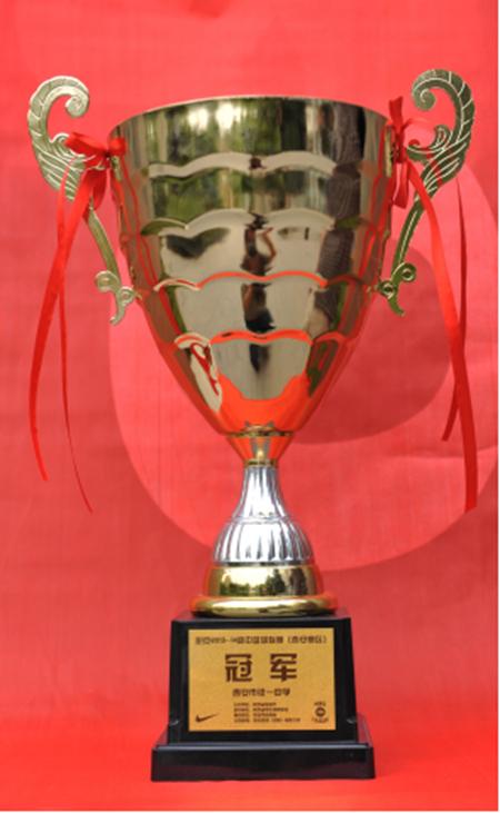 陕西省2013-2014高中篮球联赛(西安赛区)冠军
